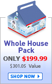 Buy Whole House Pack
